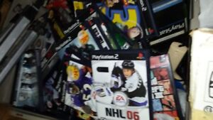 PLAYSTATION TWO GAMES