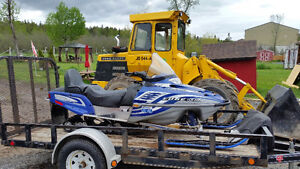 2004 POLARIS EDGE.  LONG TRACK