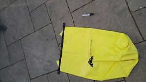 Waterproof Dry Bag for backpacking, camping, canoeing etc...