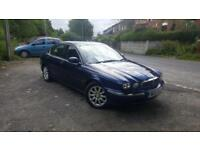 2001 Jaguar X-Type 2.5 V6 SE (AWD) 4dr