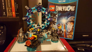 WiiU Deluxe System w/Lego Dimensions Starter Pack and More.. Edmonton Edmonton Area image 3