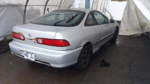 2001 Acura Integra Coupé (2 portes)