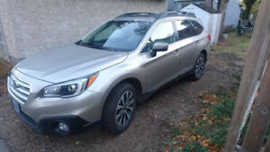 2016 Subaru OutBack ltd w eyesight