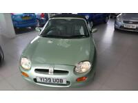 2001 MG BT 1.8i VVC SPORT CC - 2 KEYS - 8 FULL SERVICE - TIMING BELT DONE