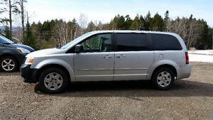 2008 Dodge Grand Caravan base Minivan, Van