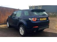 2016 Land Rover Discovery Sport 2.0 TD4 180 SE Tech 5dr Manual Diesel 4x4