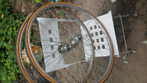 Road bike wheels 700c various