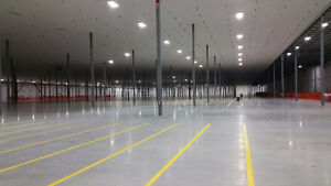 Warehouse Line Painting/ Safety Walkways