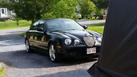 """REDUCED"" 2003 Jaguar S-TYPE R Sedan 400 HP"