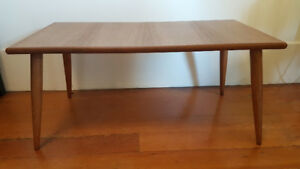 Mid century modern coffee table, side table