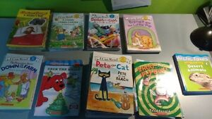 LOT of 82 Early Reader Books--ages 3-5. POPULAR characters