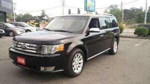 2009 Ford Flex SEL AWD LOADED 177,000km Certified!