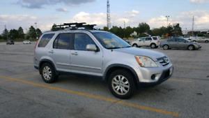 2006 CRV EXL