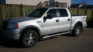 2005 Ford F-150 SuperCrew FX4 **Price reduced**