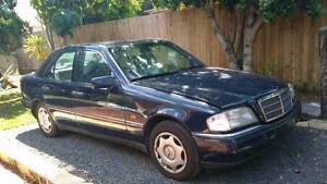 1994 Mercedes Benz C 280 W202 sedan not bmw vw holden ford toyota Alexandra Hills Redland Area Preview
