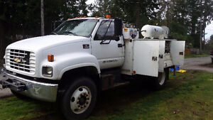 1998 Chevy C6500 service truck for sale