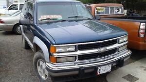 1994 Chevrolet Blazer Coupe (2 door)