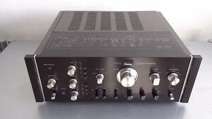 Vintage Sansui AU-11000 integrated amplifier