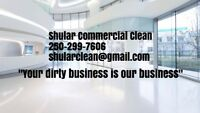 Shular Clean Commercial Cleaners