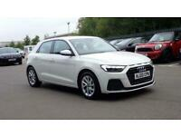 2020 Audi A1 25 TFSI Sport 5dr S Tronic Auto Hatchback petrol Automatic
