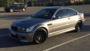 2003 BMW M3 E46 6SPD MAN