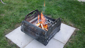 DODGE HELLCAT FIRE PIT London Ontario image 7