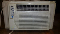 Price Reduced**Fedders Air Conditioner 6000 BTU + Remote Control