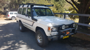 Toyota Landcruiser  Sahara 60 series Kellyville The Hills District Preview