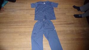 Uniforme infirmière, préposée, assistante dentaire