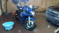 Yamaha fz6r 2009 look full sport