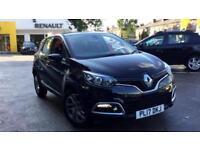 2017 Renault Captur 1.5 dCi 90 Dynamique Nav 5dr A Automatic Diesel Hatchback