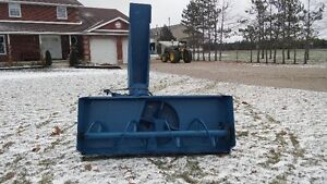 Winter is Coming!! Agro Trend Snow Blower For Sale Kitchener / Waterloo Kitchener Area image 1