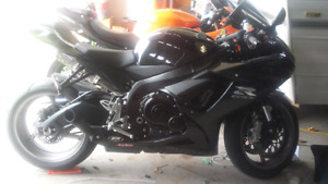 2011 GSX-R Mature rider not abused