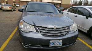 URGENT! O.B.O  LOW K'M 2008 Chrysler Sebring