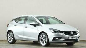 image for 2018 Vauxhall Astra 1.0T ecoTEC SRi Nav 5dr Hatchback petrol Manual