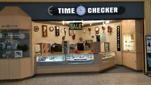 Watch Repair Business For Sale.  $35,000$ or best offer.Edmonton