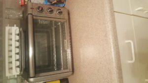 Black and Decker convention/ toaster oven