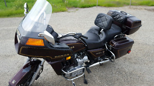 1981 Honda goldwing gl 1100 GL Interstate