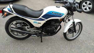 1987 GPZ305 Project $500 OBO
