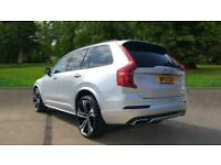 Volvo XC90 B5D Mild Hybrid R Design Pro A Auto 4x4 Diesel Automatic