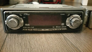 Auto radio kenwood eclipse