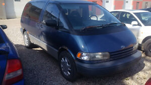 1991 Toyota Previa LE Other