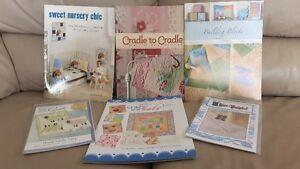 livres et patrons de courtepointes pour enfants