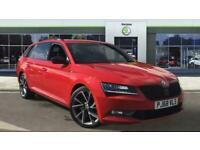 2018 Skoda Superb 2.0 TSI 272 Sport Line 4X4 5dr DSG Petrol Estate Auto Estate P