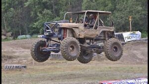 Rockwells with Ouverson axles