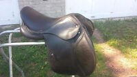 """17"""" Schleese Saddle For Sale"""