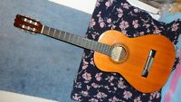 Spanish Classical Acoustic Guitar Childs Size $60.