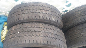 truck tires for sale 245/70/17 Prince George British Columbia image 2