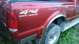 2002 ford f350 crew cab lariat 4wd 7.3 parts for sale