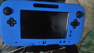 Nintendo Wii u with  2 games